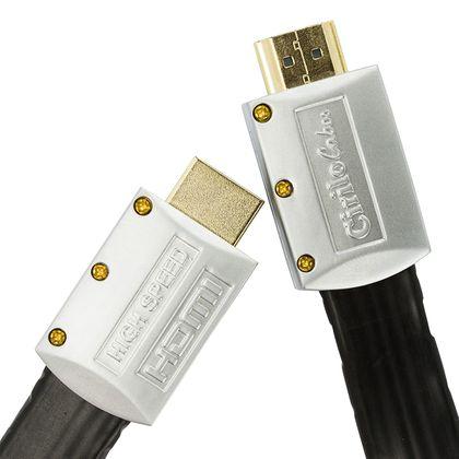 Cabo HDMI 2.0 FLAT Desmontável,19 Pinos, 4K, Ultra HD, 3D - 10 Metros
