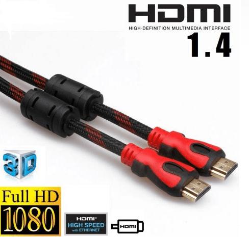 Cabo Hdmi-m/hdmi-m Vs1.4 - 15,0mt C/ Filtro Nylon