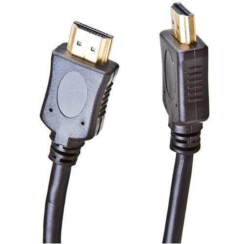 Cabo Monitor HDMI 1.4 - Preto 1,5m - MD9 Info