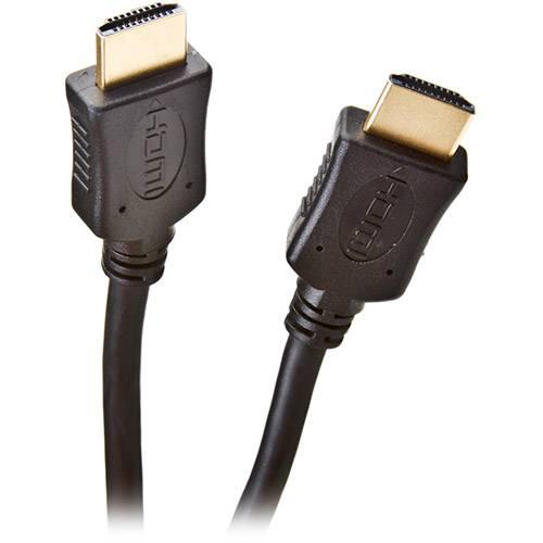 Cabo Monitor HDMI 1.4 - Preto 5m - MD9 Info