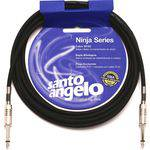 Cabo P10 0,20mm Ninja Cable 10ft/3.05m - Santo Angelo