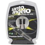 Cabo para Guitarra P10 10ft 3.05m Mute10 Santo Angelo