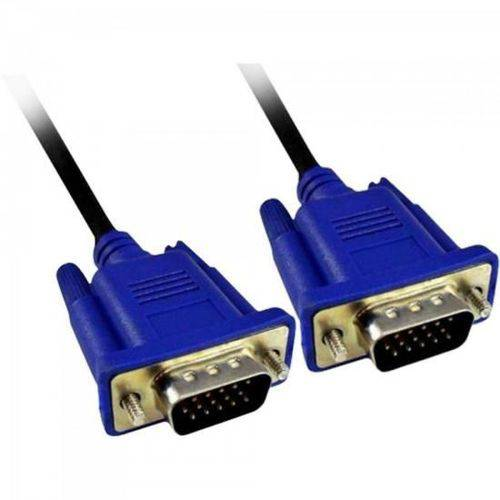 Cabo VGA para Monitor CBX-MVGA30 HDB15M X HDB15M 3M EXBOM