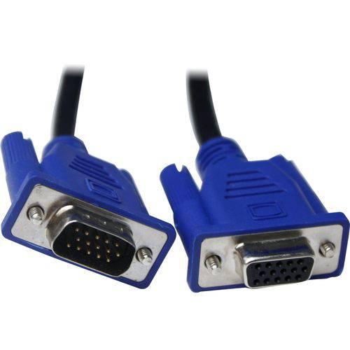 Cabo VGA para Monitor 3m CBX-MVGA30 Preto EXBOM