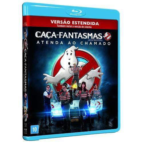Caça-Fantasmas (Blu-Ray)