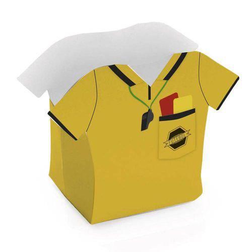 Cachepot Camisa Juiz Futebol 08 Unidades Cromus