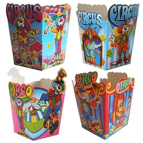 Cachepot Circo Neon 10 Unidades