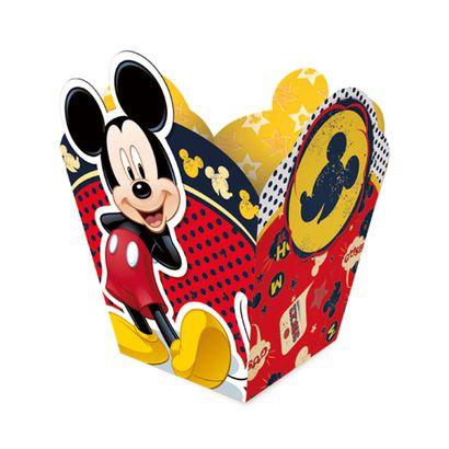 Cachepot Decorativo Mickey Mouse 8un Disney Regina