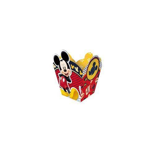 Cachepot Pequeno Mickey Clássico - 8 Unidades
