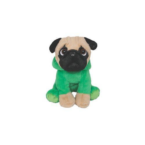 Cachorro de Pelúcia Pug Dino - Buba