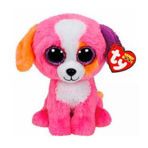Cachorro de Pelúcia Ty Beanie Boos Austin 15cm