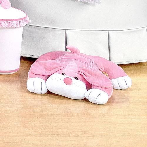 Cachorro Pelúcia Rosa Bebê Elefante