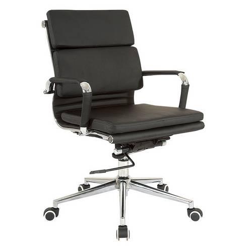 Cadeira 3304 Baixa Preta Ór Design