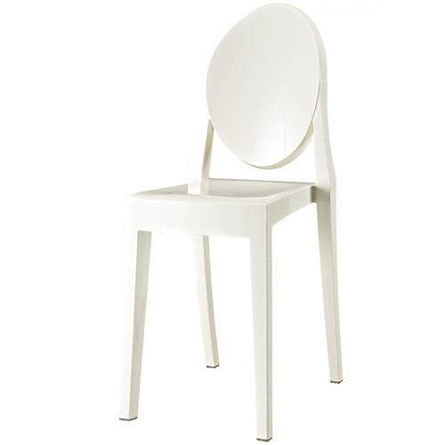 Cadeira 1107 Ghost Branca