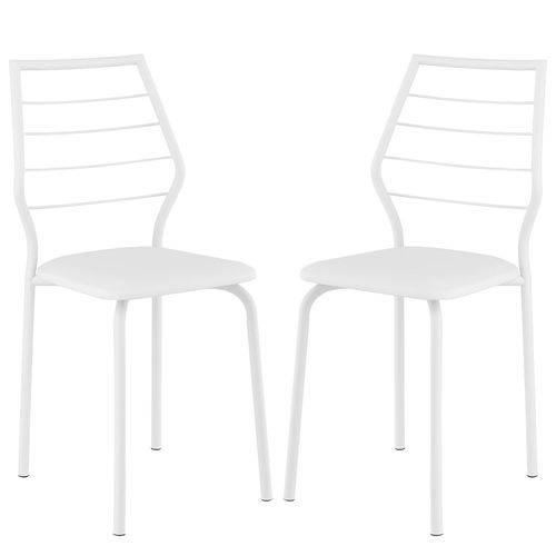 Cadeira 1716 02 Unidades Branca Carraro