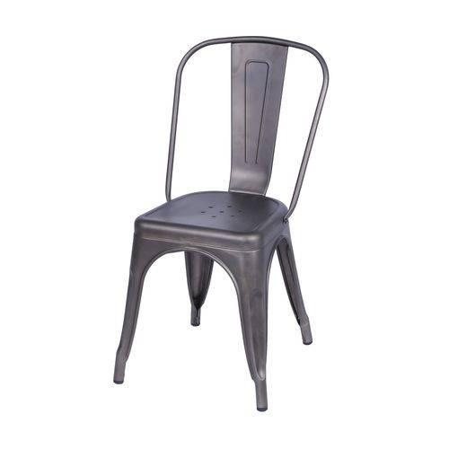 Cadeira Aço OR Design Bronze