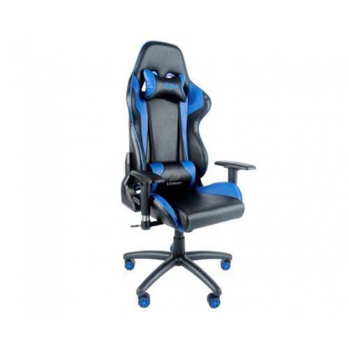 Cadeira Akasa Venom Gaming Sgc-20 Black/Blue
