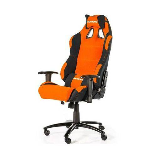Cadeira AKRacing Gaming Prime Black/Orange, AK-K7018-BO