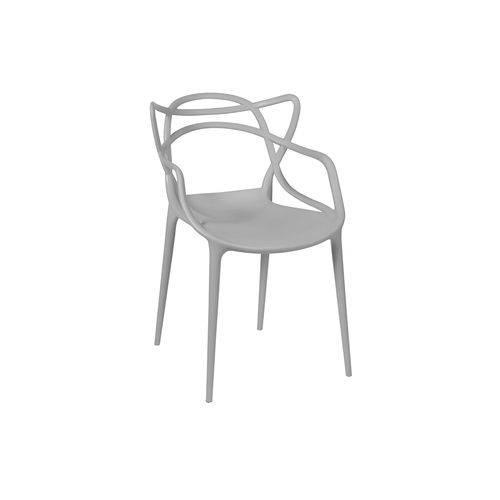 Cadeira Allegra Cinza - Or 1116