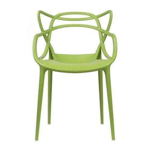 Cadeira Allegra Verde - Rivatti