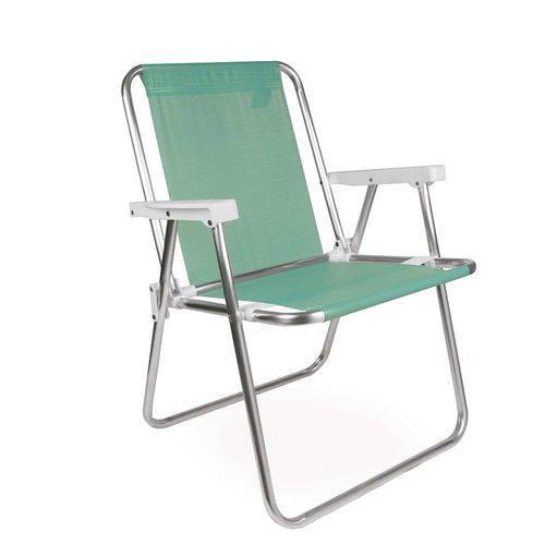 Cadeira Alta Alumínio Sannet - Mor
