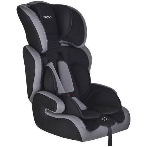 Cadeira Auto Company Kiddo Preto e Cinza 9 a 36kg