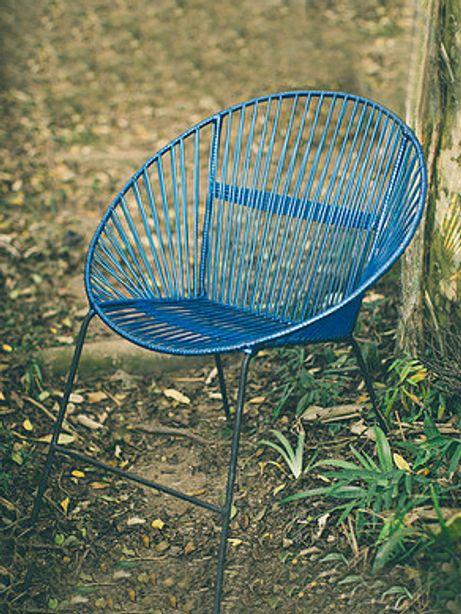 Cadeira Balaio Azul