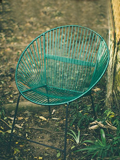 Cadeira Balaio Verde