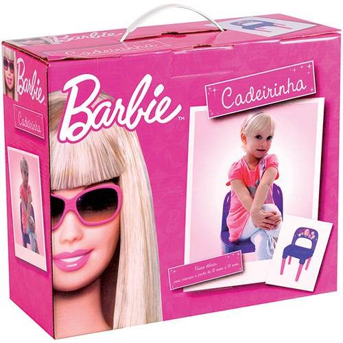 Cadeira Barbie Monte Libano Roxa