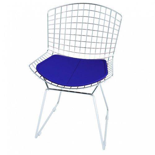 Cadeira Bertoia Cromada - Elare | Cor: Cromada