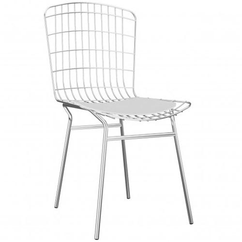 Cadeira Bertoia PC22 - Pozza | Elare