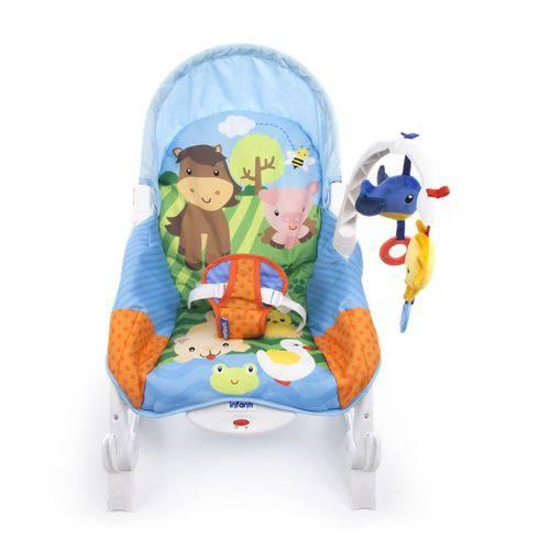 Cadeira Bouncer Pisolino Farm - Infanti