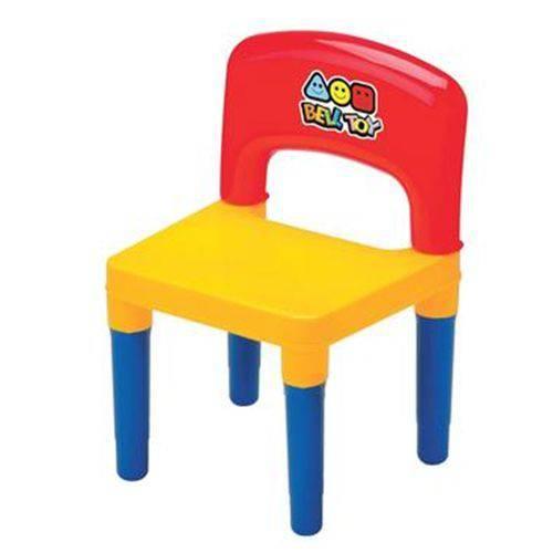 Cadeira Colorida Infantil Desmontável - 09.045 - Bell Toys