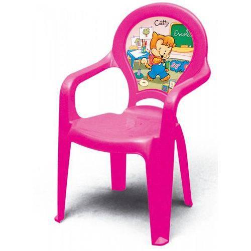 Cadeira com Braços Catty C/Filme - Tramontina