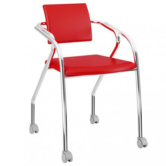 Cadeira Cromada 1713 - Carraro 1713