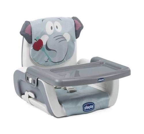 Cadeira de Alimentação Assento Elevatório Chicco Mode Elephant