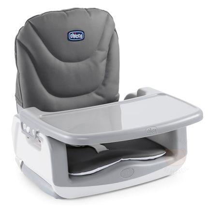 Cadeira de Alimentação Assento Elevatório Up To 5 Graphite (6m+) - Chicco