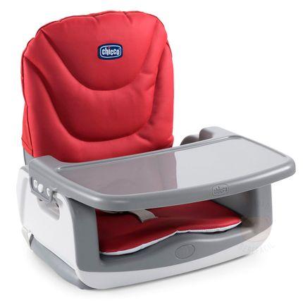 Cadeira de Alimentação Assento Elevatório Up To 5 Scarlet (6m+) - Chicco
