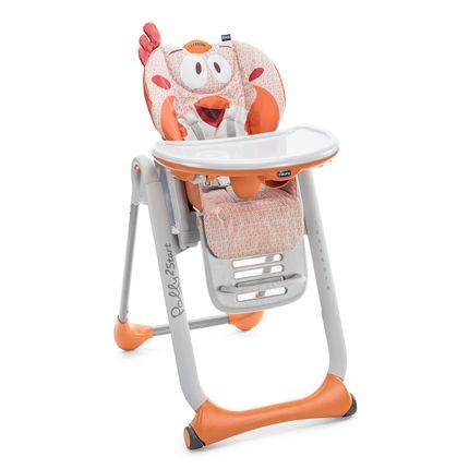 Cadeira Polly 2 Start (0m+) Fancy Chicken - Chicco
