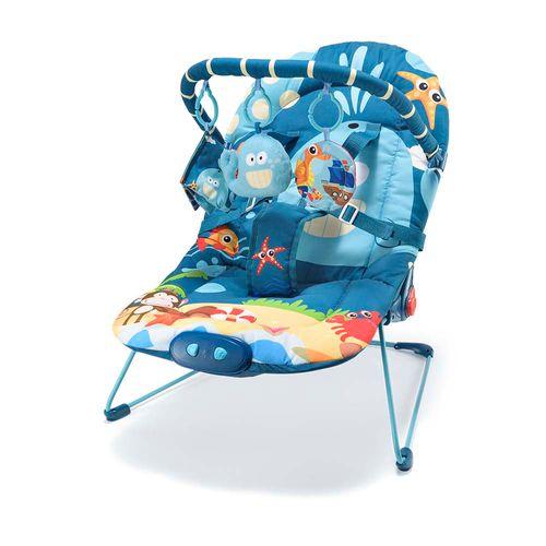 Cadeira de Descanso para Bebês 0-15 Kg Baleia Multikids Baby - BB360 BB360