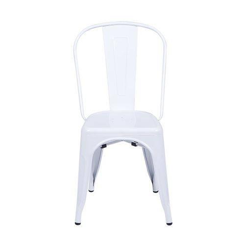 Cadeira de Ferro Tolix Branca Inovakasa