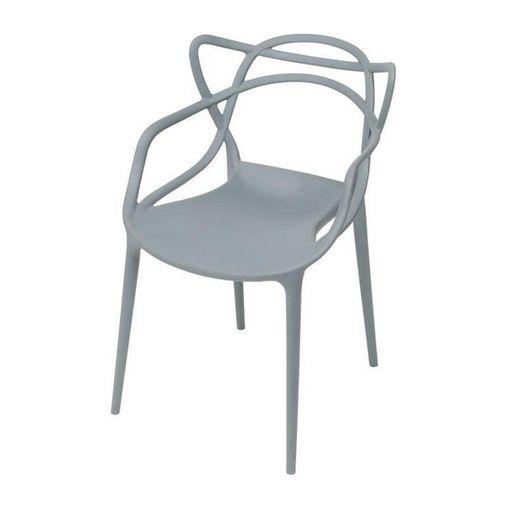 Cadeira de Jantar Allegra Cinza ÓR Design