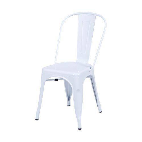 Cadeira de Jardim Retrô Branca - Or Design 1117