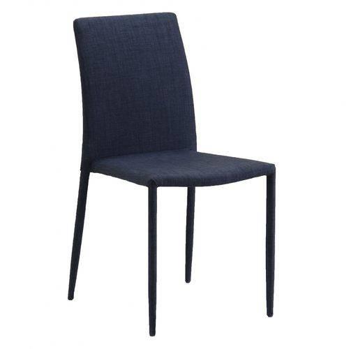 Cadeira de Metal Estofada 4403 OR Design Grafite