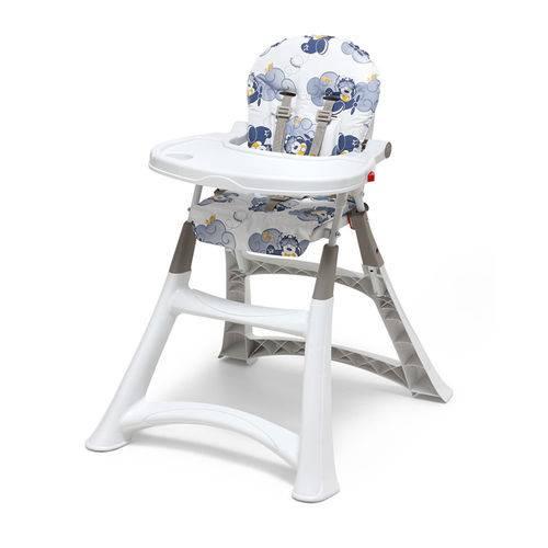 Cadeira de Refeição Alta Premium Aviador Galzerano para Bebês de Até 15 Kg