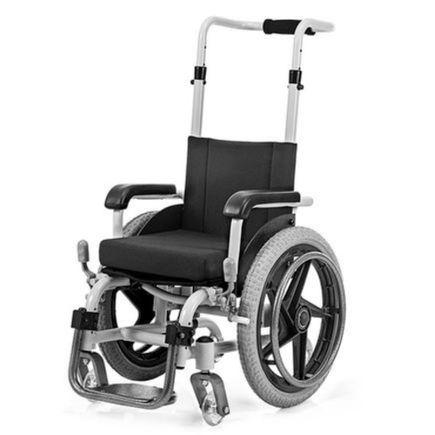 Cadeira de Rodas em Alumínio - Ortopedia Jaguaribe - Ágile Baby - 25cm