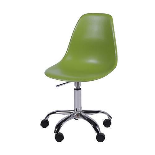 Cadeira Dkr 1102 Giratória Verde
