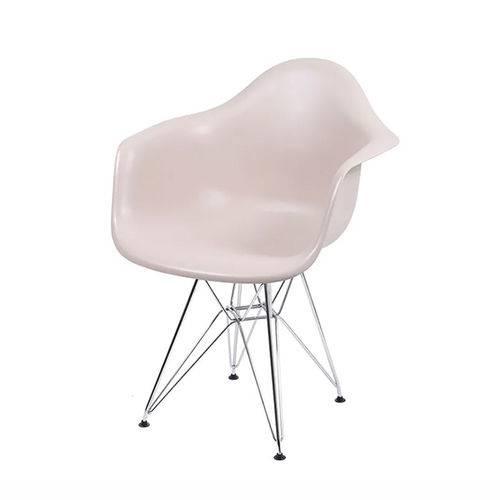 Cadeira Dkr 1121 Pé Cromado Fendi
