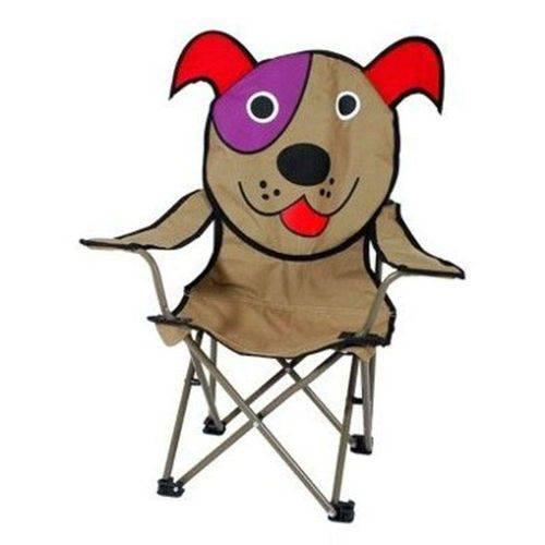 Cadeira Dobrável Infantil Cachorrinho Mor