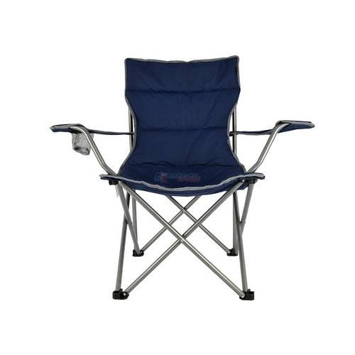Cadeira Dobrável Nautika Boni Azul
